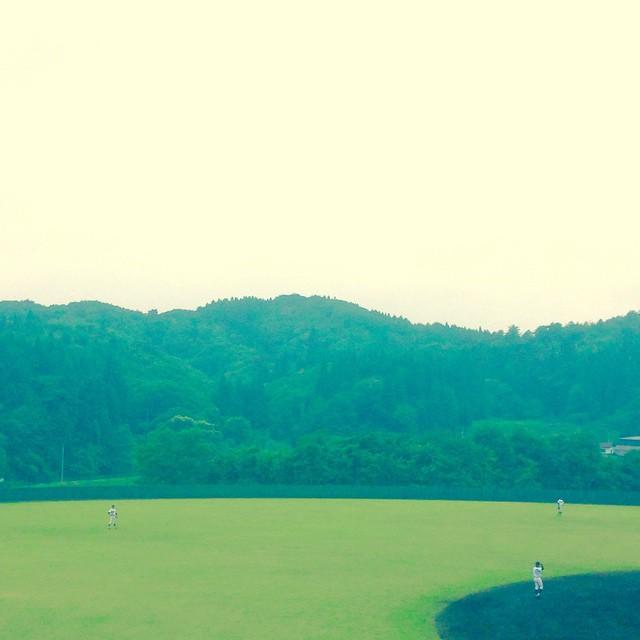 雨が降りそうなしっとりした空気 #akita #秋田 #odate #大館 #citysitelink