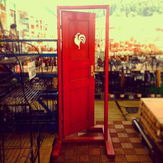 ここにあったのか!コメリで「どこでもドア」見つけた!? #どこでもドア#コメリ#探し物#見つけた#akita #秋田 #odate #大館 #citysitelink